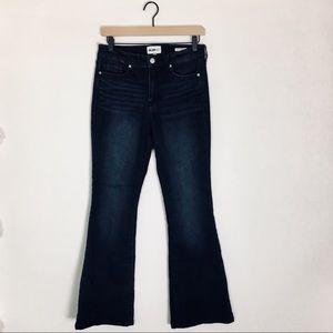 William Rast Juniors 28 Super Highrise Flare Jeans